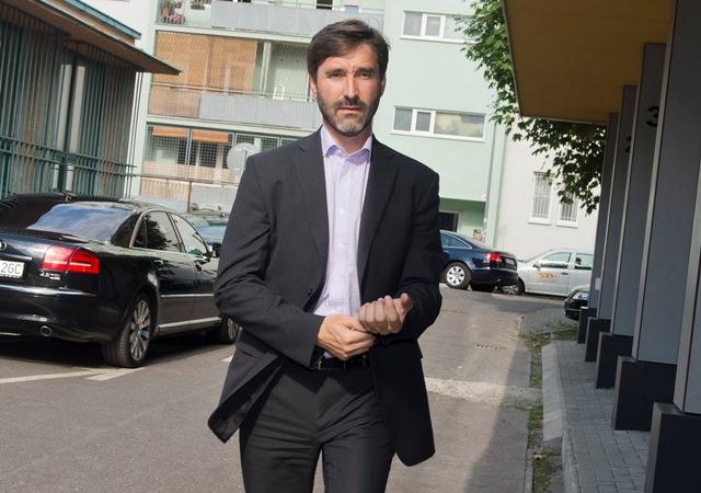 Na snímke predseda Žilinského samosprávneho kraja (ŽSK) Juraj Blanár