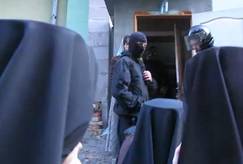 Sestry z Ukrajiny hovoria o barbarskom útoku na kláštor