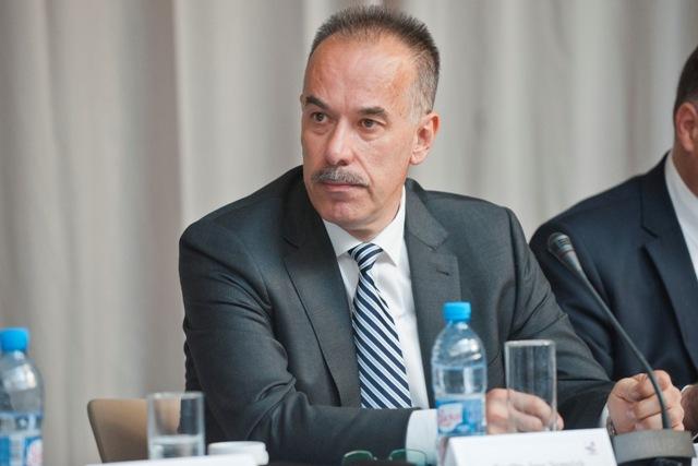 Na snímke úspešný kandidát na prezidenta SZĽH Igor Nemeček