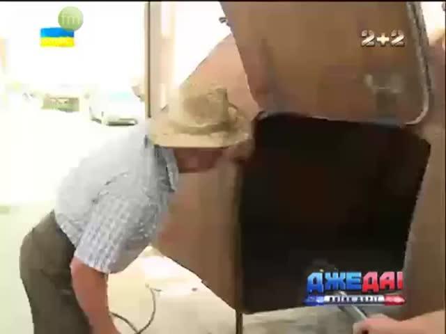 Na Ukrajine vyhotovili zázračné obrnené vozidlo