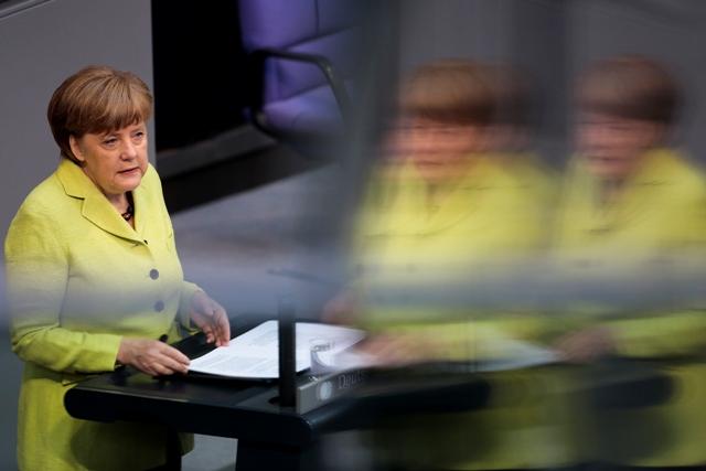 V Německu vznikla petice, která požaduje po Merkelové ukončení konfrontace s Ruskem