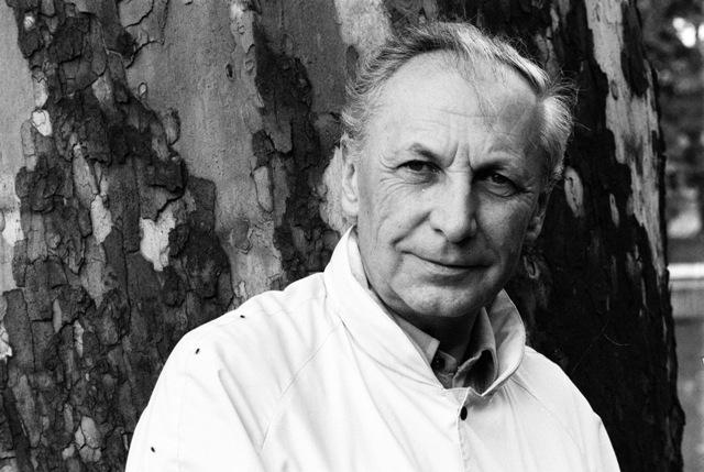Na snímke slovenský herec, národný umelec Ladislav Chudík