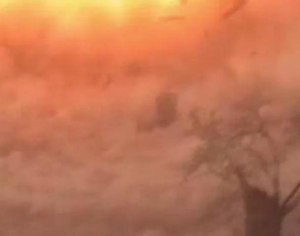 Videoreportáže tvrdých bojov medzi sýrskou armádou a bojovníkmi Islamského štátu v meste Daraia