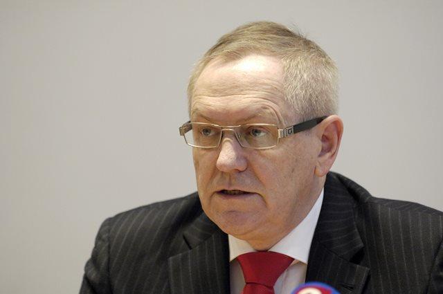Na snímke prezident Asociácie súkromných lekárov SR (ASL SR) Ladislav Pásztor