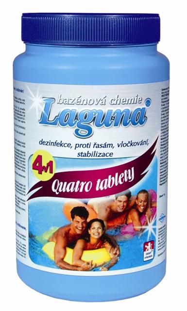 Laguna quatro tablety