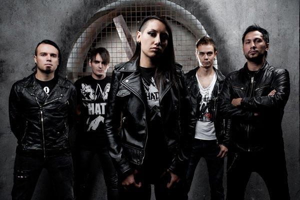 Ruská rocková skupina Louna