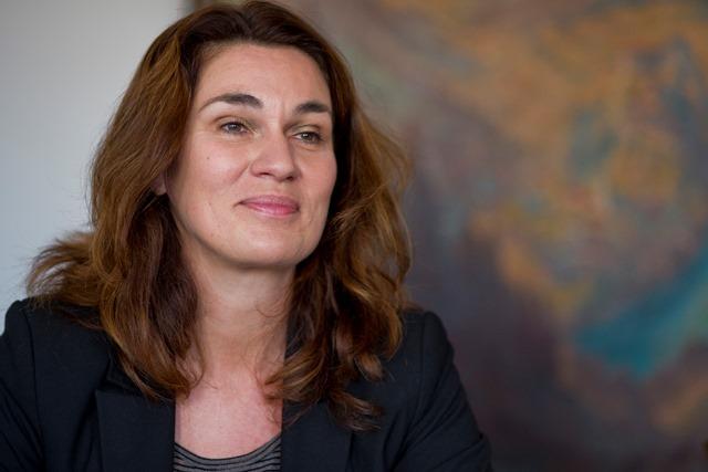 Na snímke nová riaditeľka Centra právnej pomoci Nataša Nikitinová