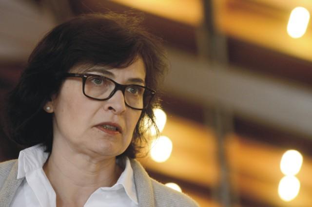 Na snímke Lucia Žitňanská