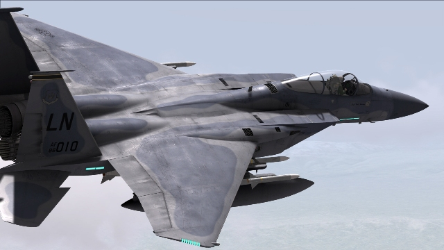 Americká stíhačka F-15C