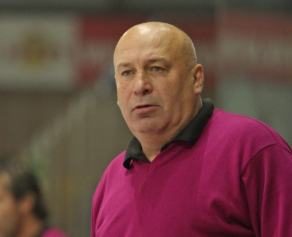 Na snímke Miroslav Chudý
