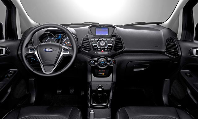 Enhanced Ford EcoSport Compact SUV Now Available to Order with I