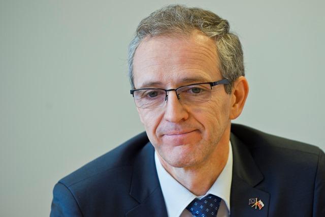 Na snímke slovenský poslanec Európskeho parlamentu (EP) Ivan Štefanec (KDH)