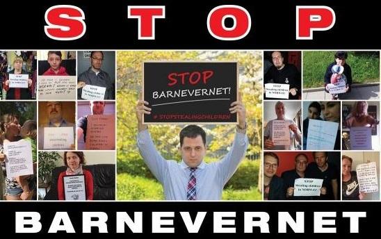 Kampaň Stop Barnevernet