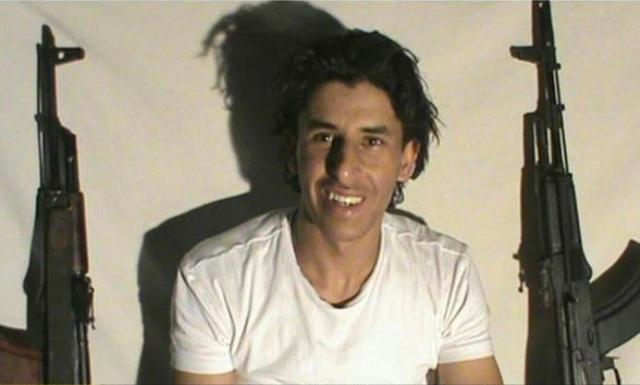 Na snímke je údajne 23-ročný študent Seifeddine Rezgui,  ktorý zaútočil na pláž hotela Imperial Marhaba neďaleko tuniského mesta Súsa