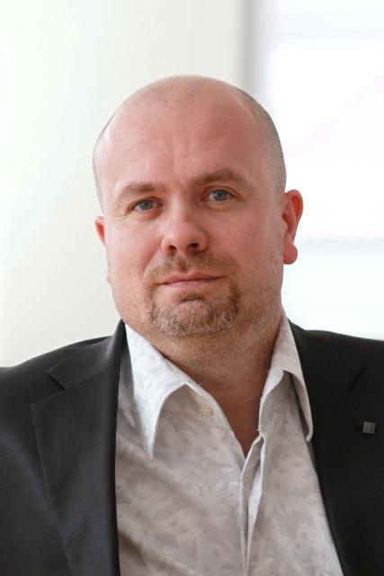 Na snímke riaditeľ SIS Ján Valko