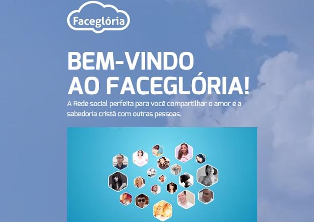 Nová sociálna sieť Faceglória