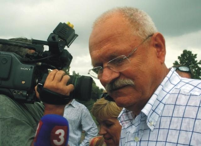Na snímke expezident SR Ivan Gašparovič
