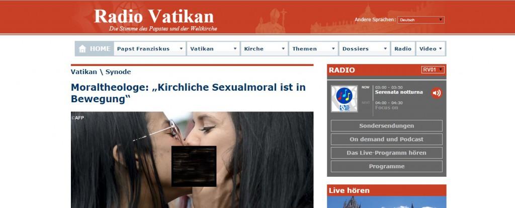 Cenzúrovaná fotografia, ktorá bola po sťažnostiach zo stránky stiahnutá