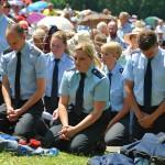 Na snímke príslušníci Zboru justičnej a väzenskej stráže