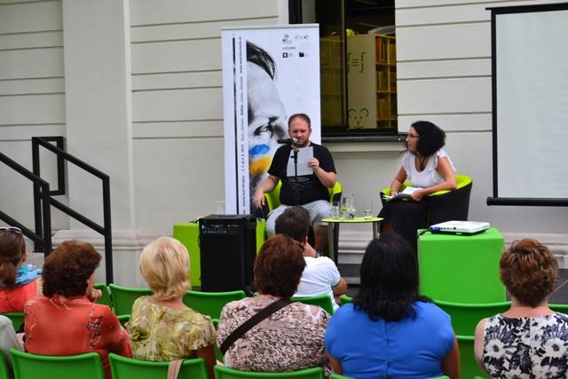 Medzinárodný literárny festival Mesiac autorského čítania