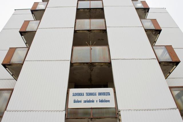Na snímke účelové zariadenie STU v Gabčíkove. Ilustračné foto