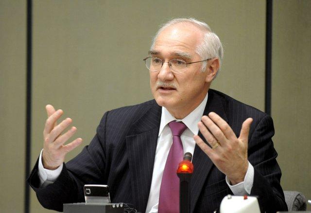 Na snímke slovenský europoslanec  Miroslav Mikolášik