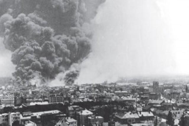 Americké bombardovanie