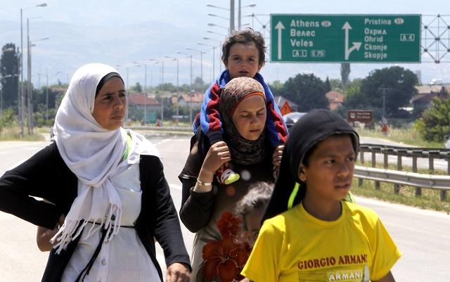 Utečenci zo Sýrie