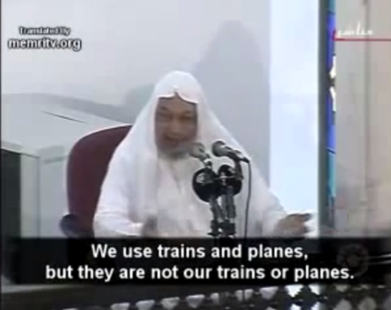 Moslimský duchovný šejk Yusuf Al Qaradawi