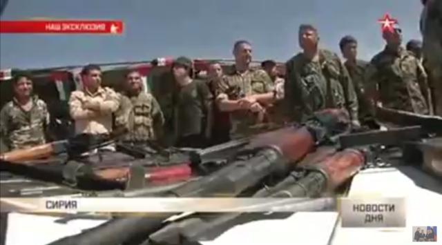 Vzdávajúci sa vojaci islamského štátu