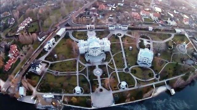 """Na sociálnych sieťach zverejnili """"palácový komplex"""" ukrajinského prezidenta Petra Porošenka"""