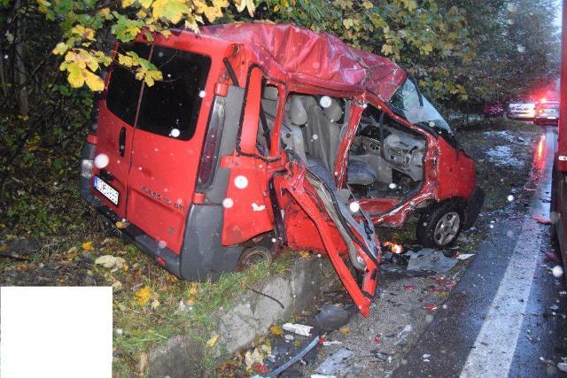 Na snímke tragická dopravná nehoda na Donovaloch