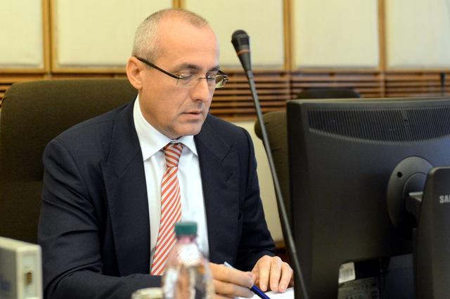 Na snímke minister spravodlivosti SR Tomáš Borec