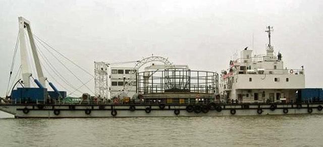 """Čína začína budovať """"energetický most"""" medzi ruským pobrežím a polostrovom"""