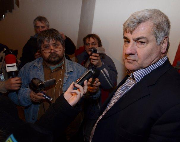 Na snímke poslanec NR SR za Most-Híd Árpád Érsek
