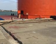 Ruskí stavbári už začali stavať most na Krym cez Kerčský prieliv