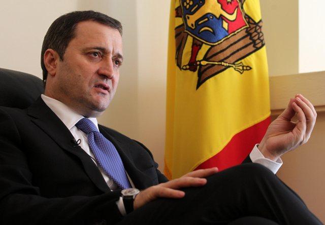 Na snímke bývalý moldavský premiér Vlad Filat