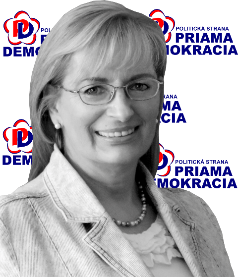 Na snímke Eva Lajčiaková