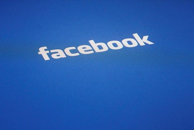 Na snímke logo sociálnej siete Facebook