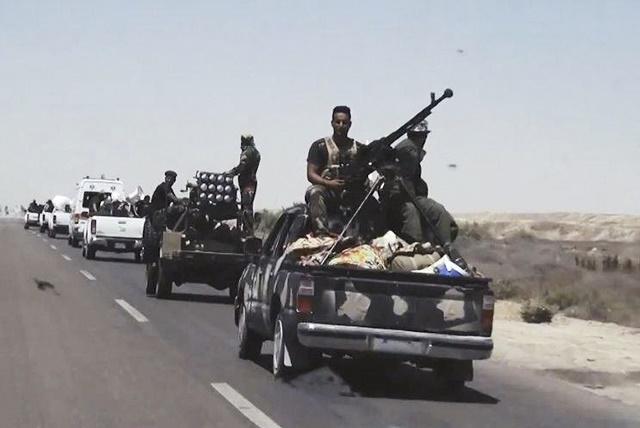 Ilustračné foto poukazujúce na vojnové konflikty, ktoré nútia kresťanov utekať z Blízkeho východu