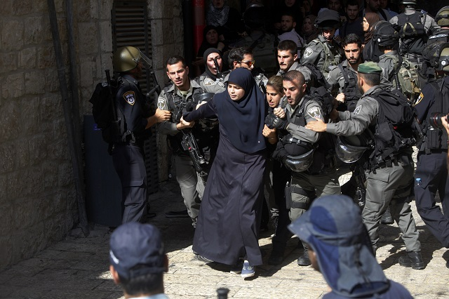 Kedy už tie nepokoje v Jeruzaleme skončia?