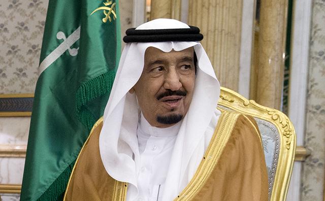 Na snímke saudský kráľ Salman bin Abdul Aziz.