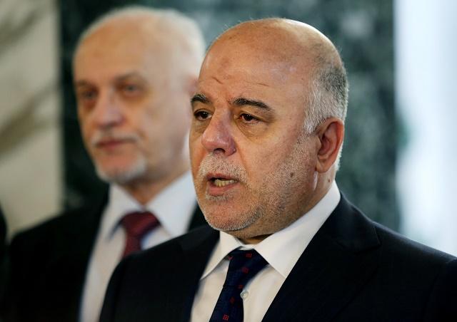 Iracký premiér Hajdar Abádí