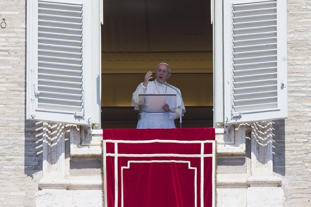 Pápež František vo svojich príhovoroch nezabúda spomenúť prenasledovaných kresťanov