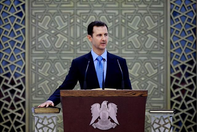 Sýrsky prezident Baššár Asad