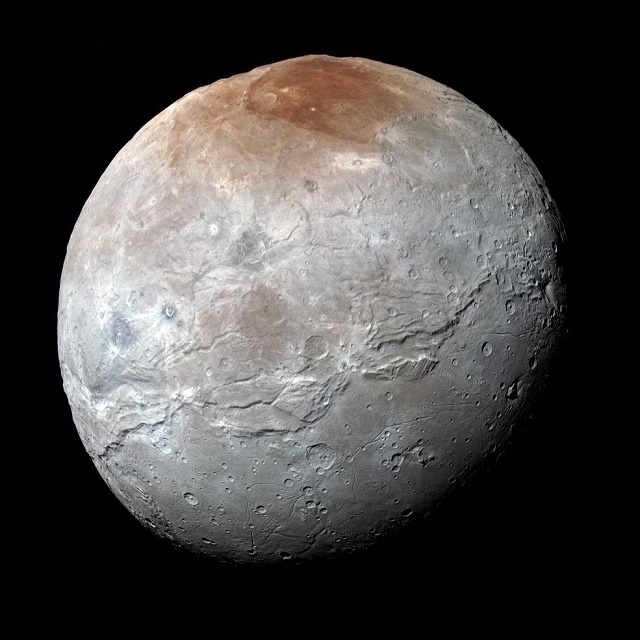 Charon v celej svojej kráse