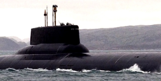 Ilustračné foto ruskej ponorky