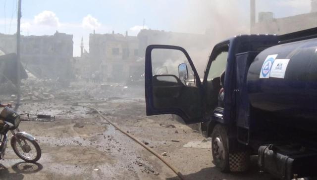 Ruské lietadlá sa počas náletov v Sýrii zameriavajú na dobre známe teroristické organizácie, pričom svoje ciele určujú v koordinácii so sýrskymi ozbrojenými silami