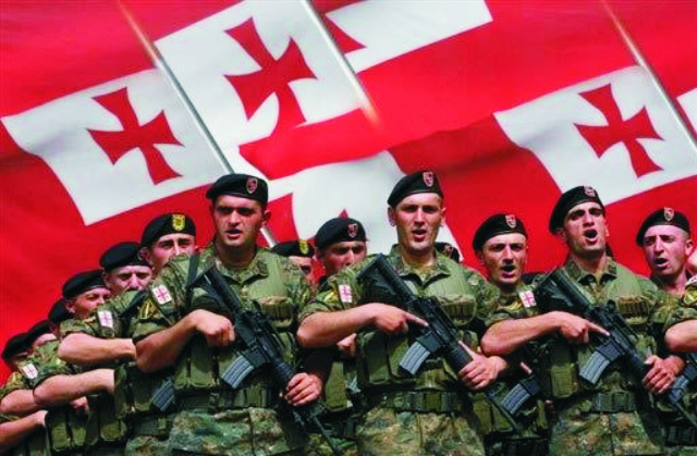 Po dvoch severských krajinách – Fínsku a Švédsku a navyše aj Ukrajine sa tak Gruzínsko stane štvrtou nečlenskou krajinou NATO, ktorá pošle vojakov do spoločných jednotiek rýchlej reakcie