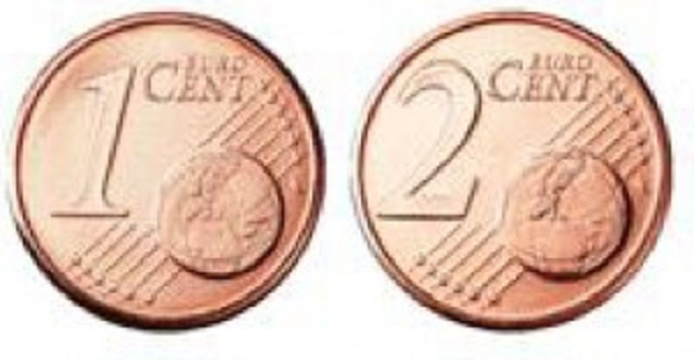 Jednocentové a dvojcentové mince sa prestanú používať už aj v Írsku